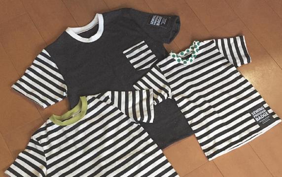 ⼦供服(T シャツ、スカート、ズボン)